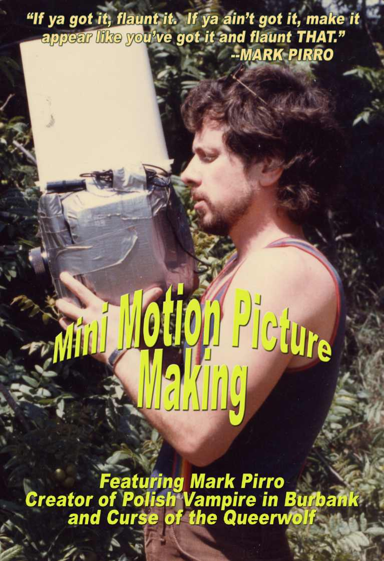 Mini Motion Picture Making