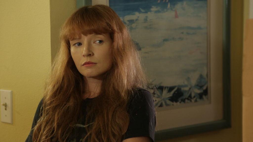 Stef Dawson as the lying, scheming and totally conniving Raven.