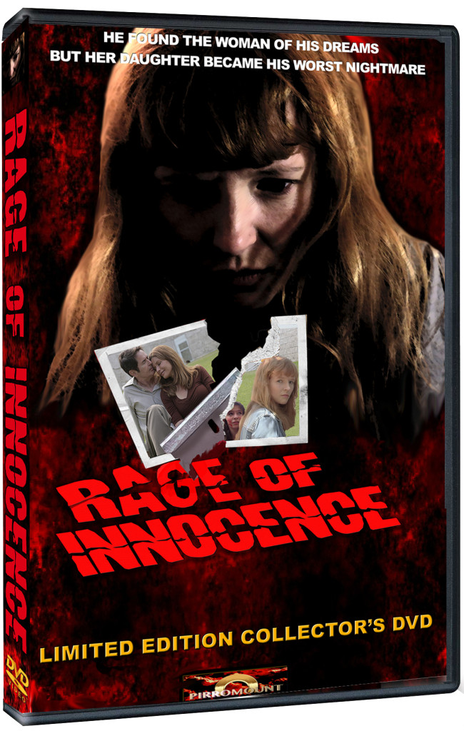 Rage DVD 3D box