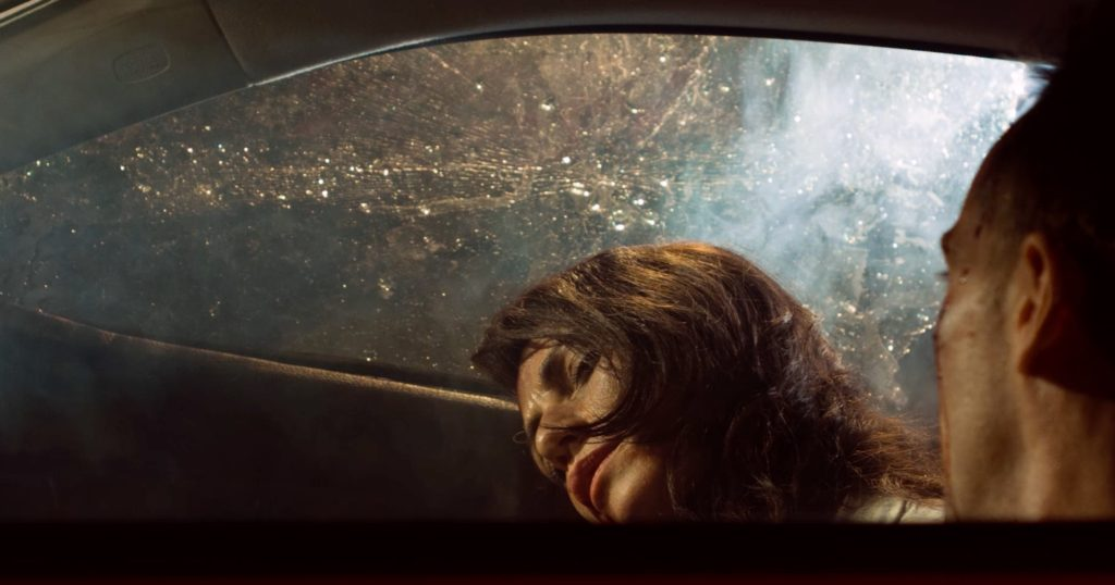 Azize Erim suffers from an accident in Celluloid Soul