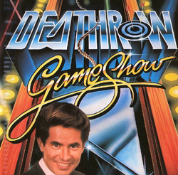 Foreign poster for Pirromount's feature film Deathrow Gameshow, featuring John McCafferty
