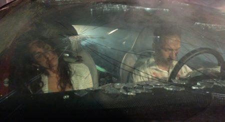 Car crash Pirromount's Celluloid Soul with Dennis Kinard and Azize Erim